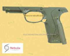 Nebula Original Frame for Marui PX4 (OD/Marking)